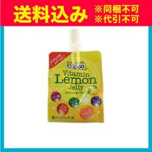 C1000 ビタミンレモンゼリー 180g×6個|ladydrugheartshop-pl