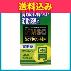 【第2類医薬品】新キャスコリンS 320錠