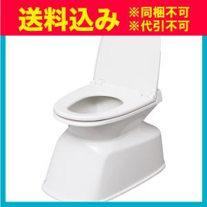 アイリスオーヤマ リフォームトイレ 据置式 ホワイト TR400※取り寄せ商品(注文確定後6-20日頂きます) 返品不可 ladydrugheartshop-pl