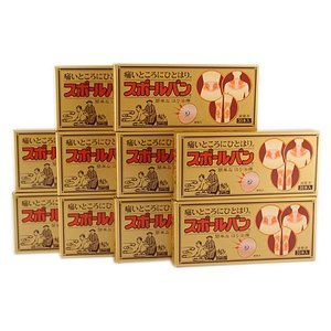 祐徳薬品 スポールバン 30本入×10個 ladydrugheartshop