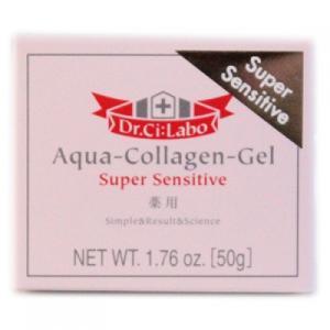 【医薬部外品】ドクターシーラボ 薬用 アクアコラーゲンゲル スーパーセンシティブ 50g