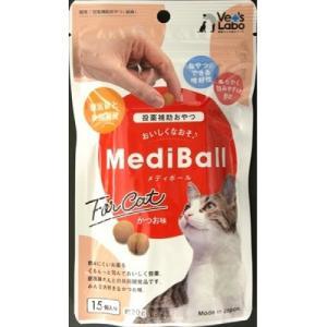 メディボール猫用かつお味 15個※取り寄せ商品(注文確定後6-20日頂きます) 返品不可|ladydrugheartshop
