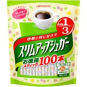 使用量1/3で砂糖のおいしさそのままのスティック入り甘味料です。
