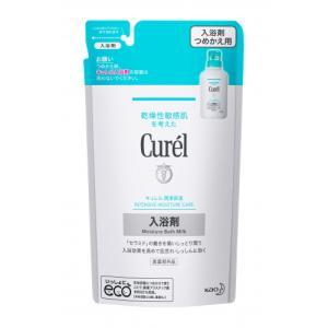 【医薬部外品】キュレル 薬用入浴剤 つめかえ用 360ml|ladydrugheartshop