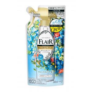 フレア フレグランス 香りのスタイリングミスト フラワーハーモニーの香り つめかえ用 240ml|ladydrugheartshop
