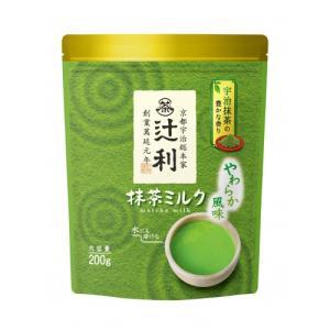 辻利 抹茶ミルク やわらか風味 200g|ladydrugheartshop