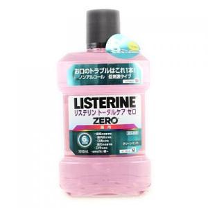 【医薬部外品】薬用 リステリン トータルケア ゼロ 1000ml