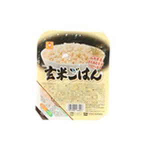 東水 玄米100%の玄米ごはん 160g|ladydrugheartshop