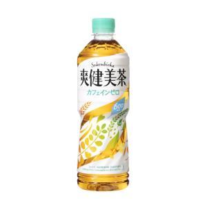 コカコーラ 爽健美茶PET 600ml×24個|ladydrugheartshop