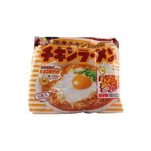 日清 チキンラーメン (5食パック)×6個|ladydrugheartshop