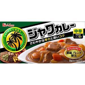 ハウス食品 ジャワカレー中辛 185g×10個の関連商品3