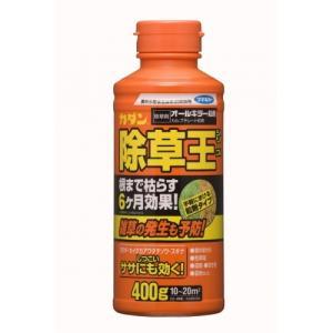 フマキラー カダン 除草王シリーズ オールキラー粒剤 400g|ladydrugheartshop