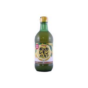 ポッカ レモン100  450ml|ladydrugheartshop