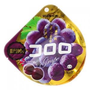 味覚糖 コロロ グレープ 40g×6個