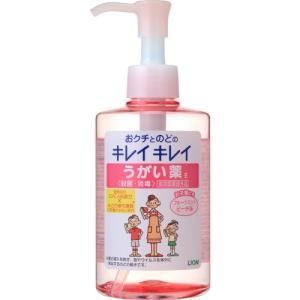 【指定医薬部外品】キレイキレイ うがい薬 ピーチ味 200ml