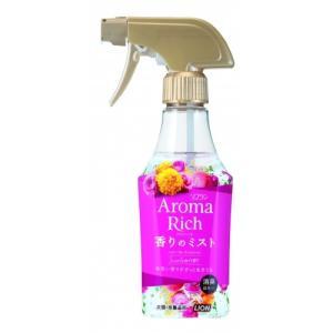 お洋服からお部屋のファブリックまで、消臭しながらいい香りが1日つづく芳香スプレーです。