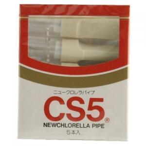 CS5 ニュークロレラパイプ 5本入×10個|ladydrugheartshop