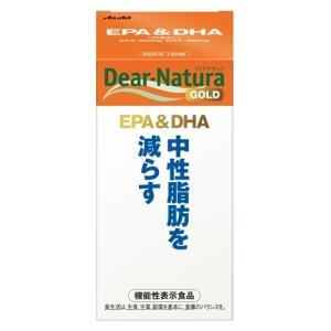 1日目安量6粒あたりEPAを600mg、DHAを260mg含有した機能性表示食品です。中性脂肪が高め...