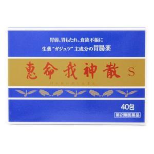 【第2類医薬品】恵命我神散 40包