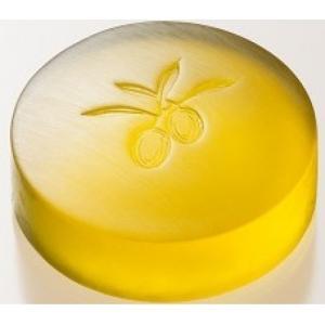 オリーブマノン 洗顔せっけん 枠練透明石鹸 80g