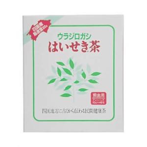 ウラジロガシ はいせき茶 煎出用 (10g×40包)※取り寄せ商品(注文確定後6-20日頂きます) 返品不可|ladydrugheartshop