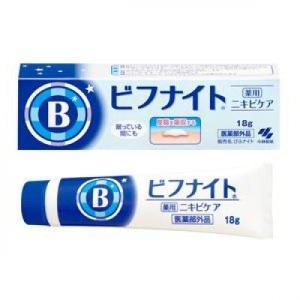 【医薬部外品】薬用びふナイト 18g