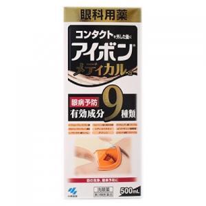 コンタクトの目の異物感などの原因となる汚れを洗い流し、眼病を予防する洗眼薬です。