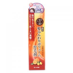 【医薬部外品】50の恵 髪ふんわりボリューム 育毛剤 160ml|ladydrugheartshop