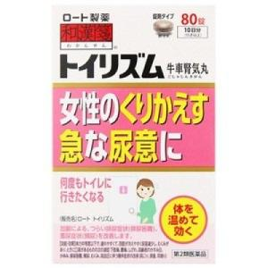 【第2類医薬品】和漢箋トイリズム 80錠