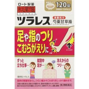 満量処方の芍薬甘草湯が、痛くてつらいこむらがえりの症状によく効きます。急な筋肉の緊張をほぐし痛みやこ...
