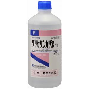 【医薬部外品】グリセリンカリ液 500ml