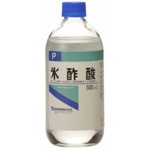 ケンエー 氷酢酸P 500ml|ladydrugheartshop