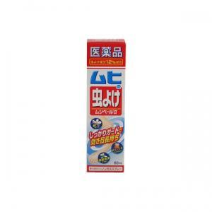【第2類医薬品】ムシペールα 60mlの商品画像