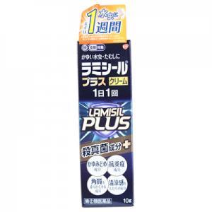 【第(2)類医薬品】ラミシールプラス クリーム 10g【セルフメディケーション税制対象】