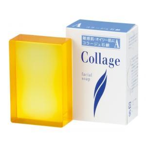 コラージュA石鹸 脂性肌用 100g