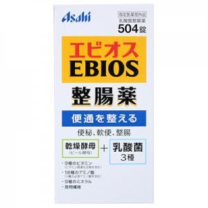 【指定医薬部外品】エビオス整腸薬 504錠【当日つく愛媛】|ladygoehime