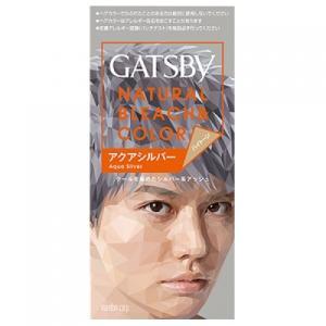 ギャツビーナチュラルブリーチカラー(アクアシルバー)【当日つく香川】|ladygokagawa