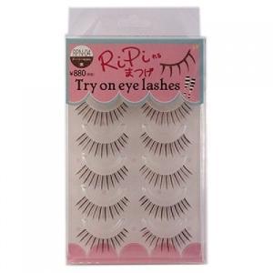 リピれるまつげ ドーリー  eyes  RPN−04  5ペア【当日つく高知】 ladygokouchi
