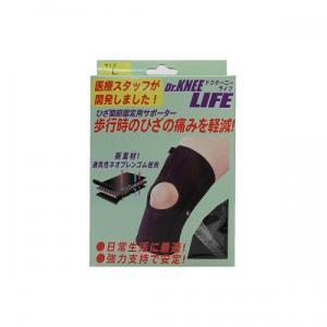 ドクターニーライフ ひざ関節固定用サポーター Lサイズ【当日つく高知】|ladygokouchi