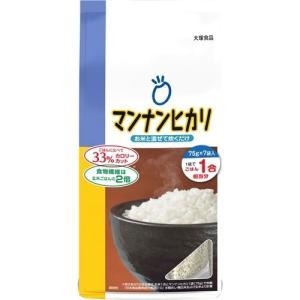 マンナンヒカリ (75g×7本)【当日つく徳島】|ladygotokushima