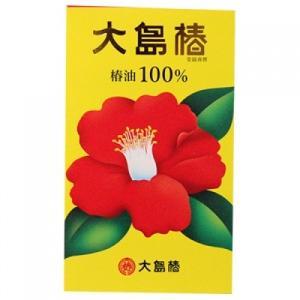 大島椿 椿油100% 60ml【当日つく徳島】