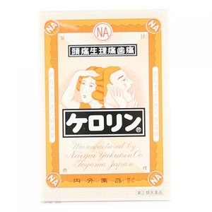 昔も、今も変わらぬ、安心の非ピリン系鎮痛薬です。和漢生薬(ケイヒ末)配合で、さらっと溶ける粉薬。眠く...
