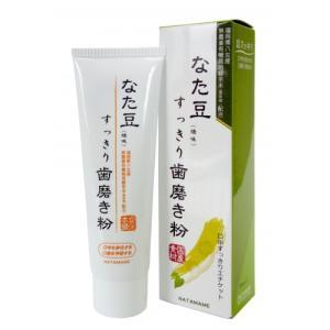 なた豆すっきり歯磨き粉 120g|ladykouda