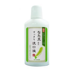 なた豆スッキリ洗口液 500ml|ladykouda