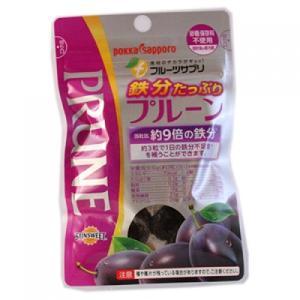 フルーツサプリ鉄分たっぷりプルーン 70g|ladykouda