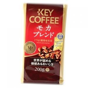 キーコーヒー VP モカブレンド(粉) 200g|ladykouda