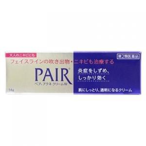 【第2類医薬品】ペアアクネ クリームW 14g...の関連商品6
