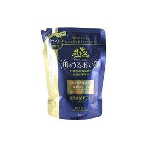 海のうるおい藻 シャンプー 詰替用420ml
