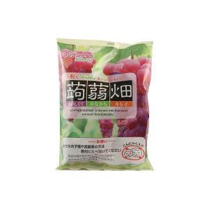 マンナン 蒟蒻畑ぶどう (25g×12個) ladynatsukawa