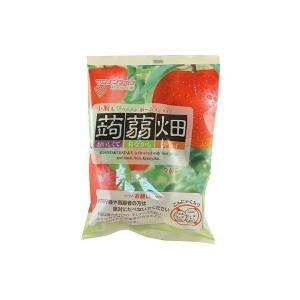 マンナン 蒟蒻畑りんご (25g×12個) ladynatsukawa